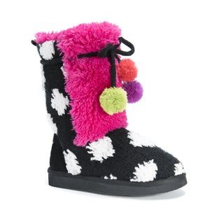 MUK LUKS Girls' Jewel Boots