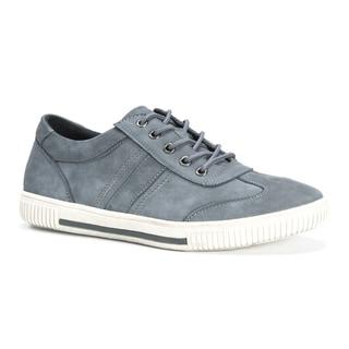 Muk Luks Men's Nick Grey Leather Shoes