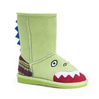 Muk Luks Kid's Rex Dinosaur Boots https://ak1.ostkcdn.com/images/products/12143579/P18999014.jpg?impolicy=medium