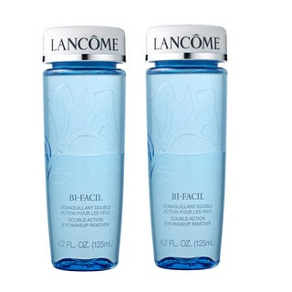 Lancome Bi-Facil Double-Action 4.2-ounce Eye Makeup Remover Duo (Pack of 2)