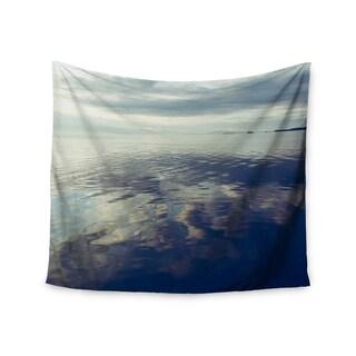 """Kess InHouse Ann Barnes """"Cloud Atlas"""" Water Wall Tapestry 51'' x 60''"""