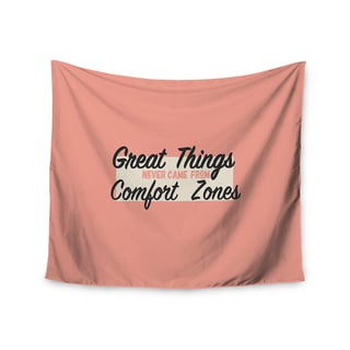 Kess InHouse Juan Paolo 'Great Things' 51x60-inch Wall Tapestry