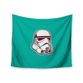 Kess InHouse Juan Paolo 'Stormtrooper 2' 51x60-inch Wall Tapestry