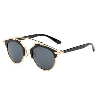 Dasein Retro Round Sunglasses