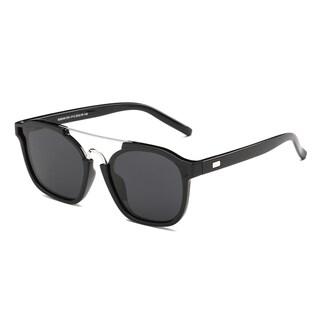 Dasein Retro Square Sunglasses