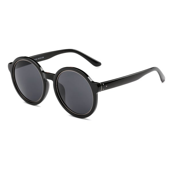 e2dd703ce9f Shop Dasein Round Sunglasses - On Sale - Free Shipping On Orders ...