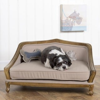 Perfect HomePop Wooden Dog Bed Sofa