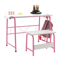 Pink Finish Kids' & Childrens Desks