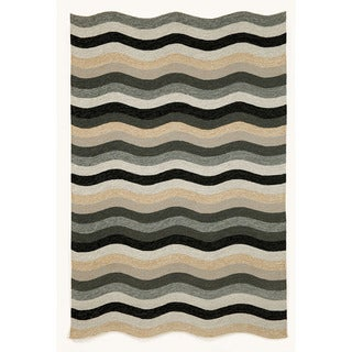 Curves Outdoor Rug (3'6 x 5'6)
