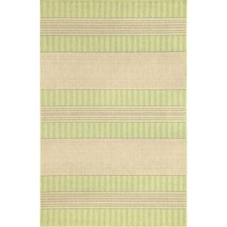 Line Stripes Outdoor Rug (3'3 x 4'11)