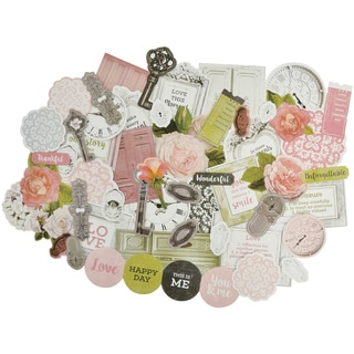 Cottage Rose Collectables Cardstock Die-Cuts