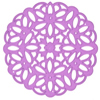 Prima Marketing Purple Metal Die Victorian Lace