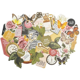Treasured Moments Collectables Cardstock Die-Cuts