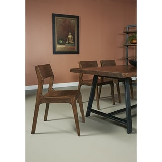 Somette Wood Dining Chair (Set of 2)