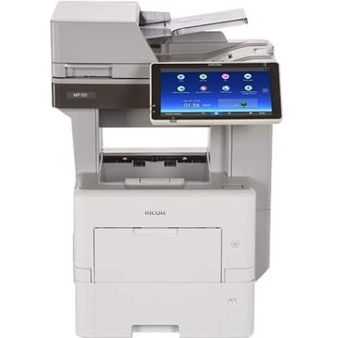 Ricoh MP MP 501SPF Laser Multifunction Printer - Monochrome