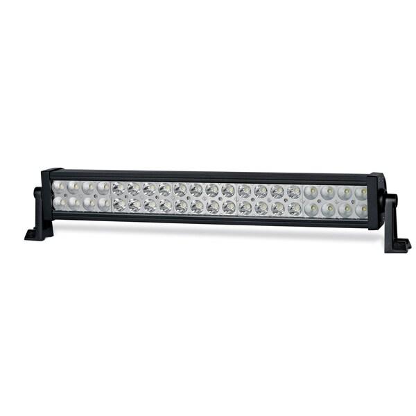 120W Dual Row Side Mount Light Bar