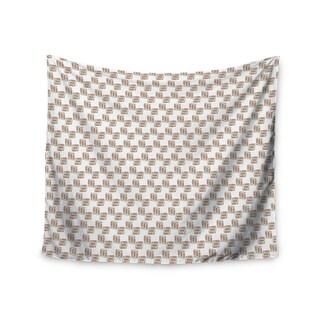 KESS InHouse Juliana Motzko 'Geo 2' Multicolor Pastel 51x60-inch Tapestry