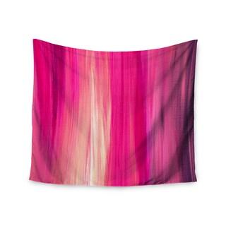 KESS InHouse Ebi Emporium 'Irradiated Fuchsia' Magenta Pink 51x60-inch Tapestry