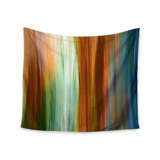 KESS InHouse Ebi Emporium 'Irradiated 4' Brown Green 51x60-inch Tapestry