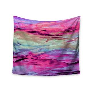 KESS InHouse Ebi Emporium 'Unanchored 4' Pink Lavender 51x60-inch Tapestry