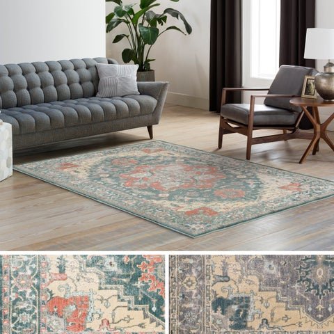 Copper Grove Vallei Pine Area Rug