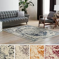 Portal Wool & Polyester Blend Area Rug