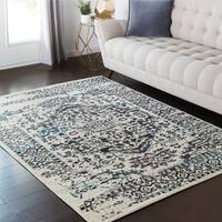 Potomac Wool & Polyester Blend Area Rug