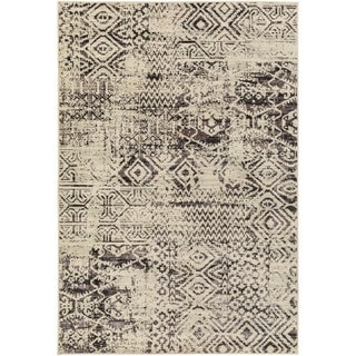 Machine Made Prospect Polyester/Wool Rug (1'11 x 2'11)
