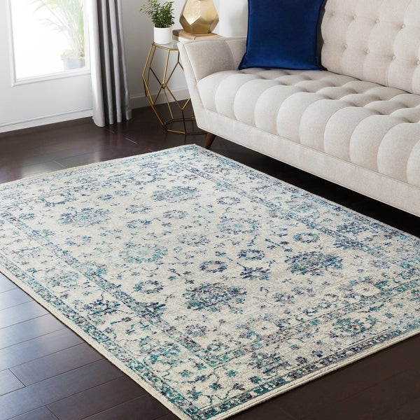 Shop Primrose Wool Amp Polyester Blend Area Rug 5 3 Quot X 7 3