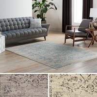 "Przedmiescie Wool & Polyester Blend Area Rug - 9' x 12'9"""