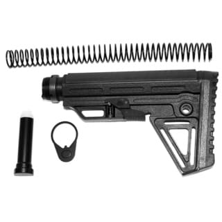 RIfle Complete Six-position Mil-spec Butt Stock Kit