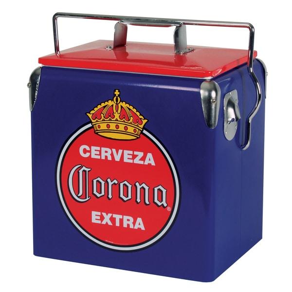 Corona Blue 13-liter Ice Chest