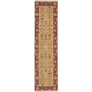 Nourison Nourmak Yellow Area Rug (2'6 x 10')
