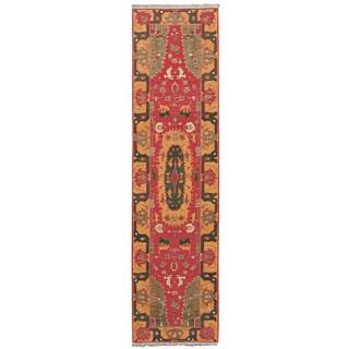 Nourison Nourmak Red Area Rug (2'6 x 10')