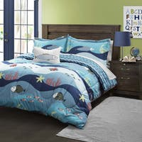 Lush Decor Seaworld Comforter Set
