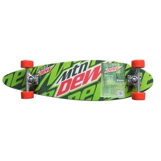 Mountain Dew Longboard