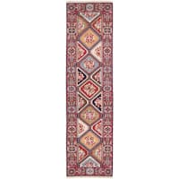"Nourison Nourmak Multicolor Area Rug (2'6 x 10') - 2'6""x10'"
