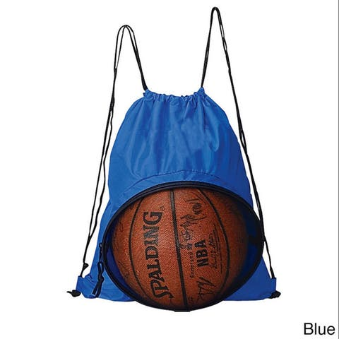 Goodhope Fabric/Nylon Sport Ball Backpack