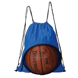 Goodhope Fabric/Nylon Sport Ball Backpack