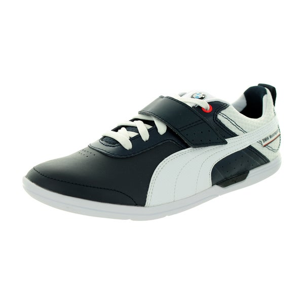 723c247eb72 ... Men s Athletic Shoes. Puma Men  x27 s BMW MS MCH Mid Team Blue White  Leather Casual