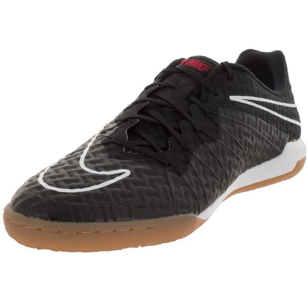 061fa490628 Nike Men  x27 s HypervenomX Finale IC Black Synthetic Mesh Indoor Outdoor