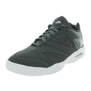 Nike Men's Air Tech Challenge IV Low Anthracite/White Tennis Shoes