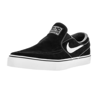 Nike Men's Zoom Stefan Janoski Slip Black/White Skate Shoe