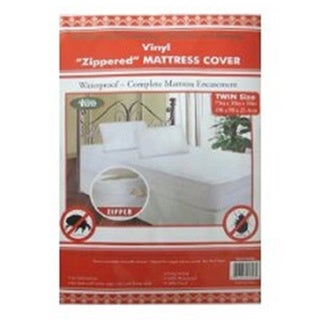 Zippered Waterproof Breathable Mattress Protector