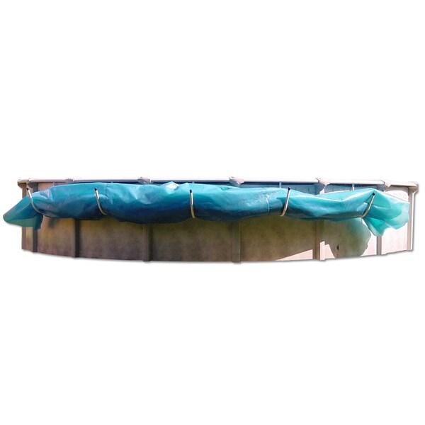Solar Saddle Pool Solar Cover Holder