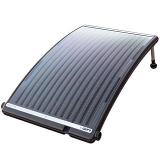 Game SolarPRO Curve Solar Swimming Pool Heater