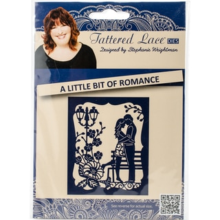 Tattered Lace Metal Die A Little Bit Of Romance