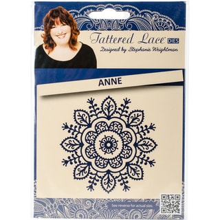 Tattered Lace Metal Die Anne Ornate Doily