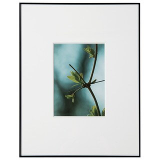 Artcare Photography Black Aluminum Matted Wall Frame
