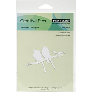 """Penny Black Creative Dies The Sweetest Sound, 3.4""""X2.25"""""""